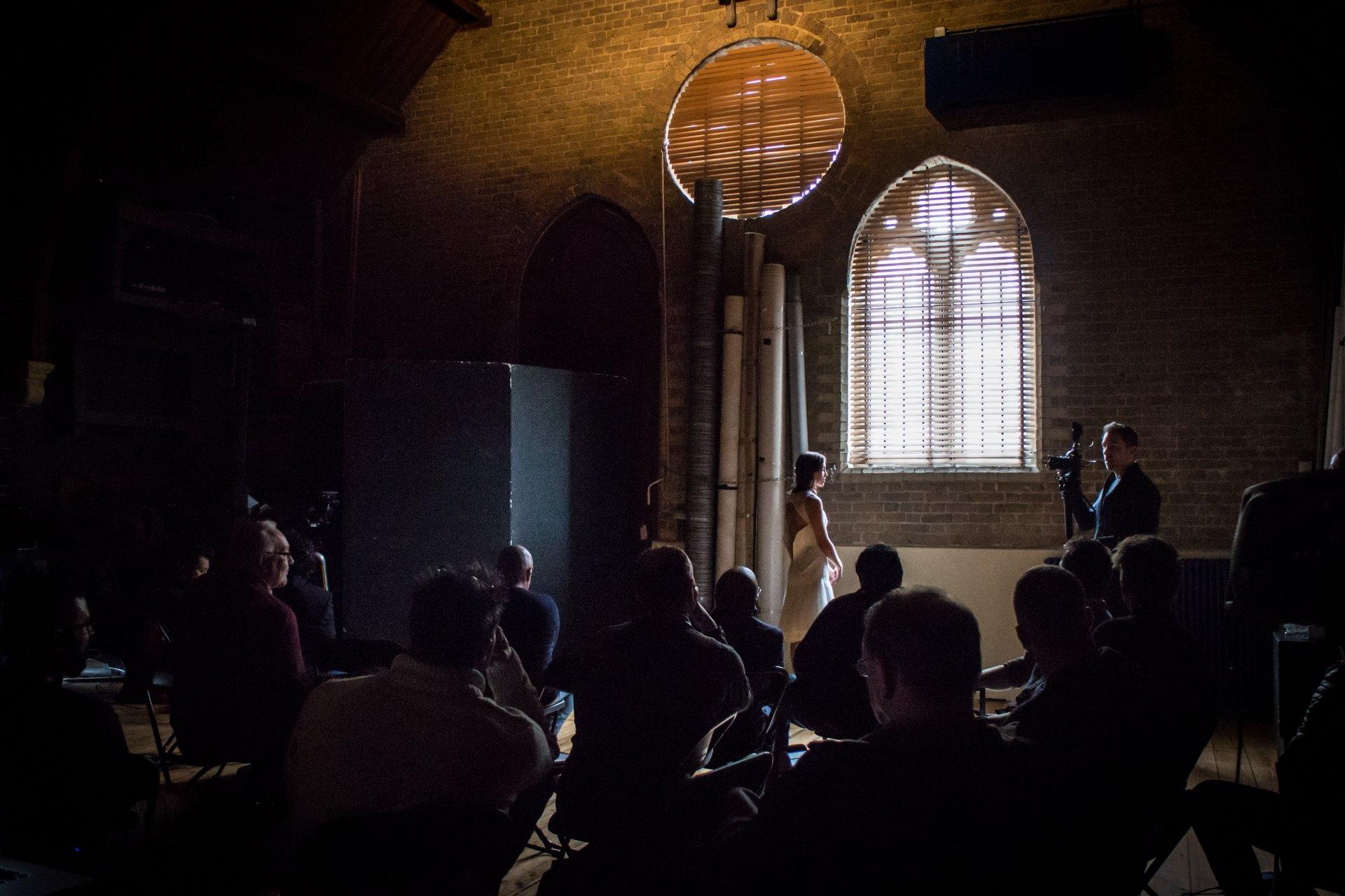 Hochzeitsvideo Ray Roman Workshop in London