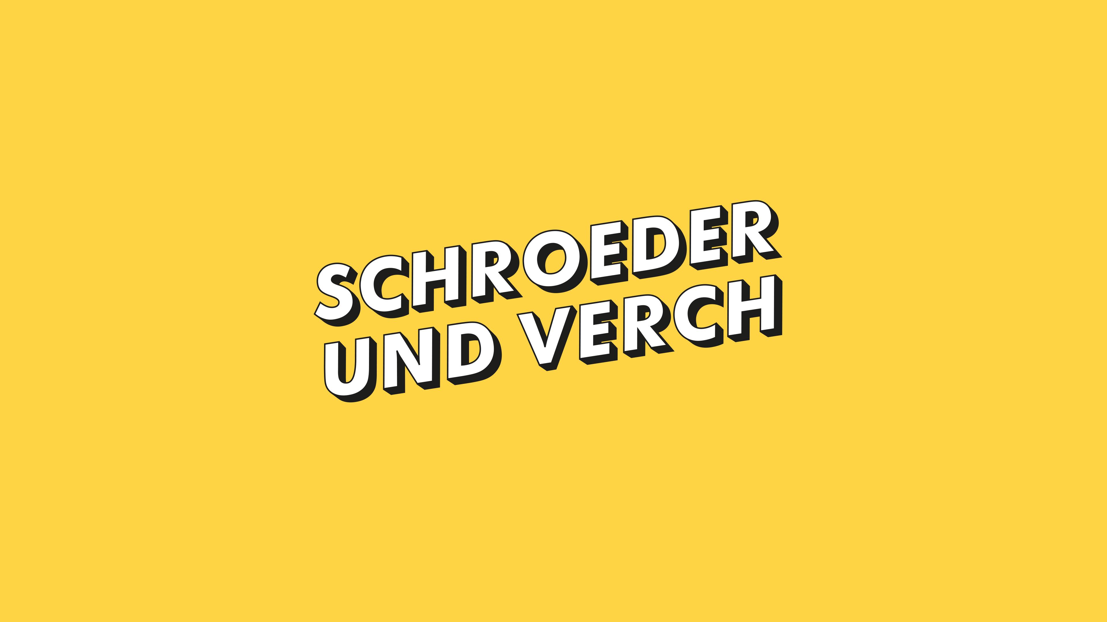 Schroeder und verch podcast