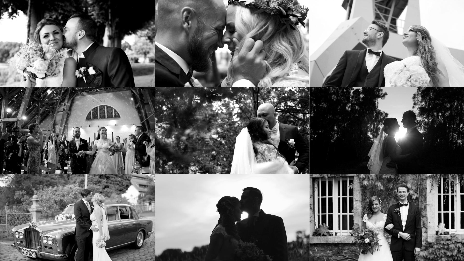 Frohes neues Jahr wünscht Hochzeitsvideo Hamburg