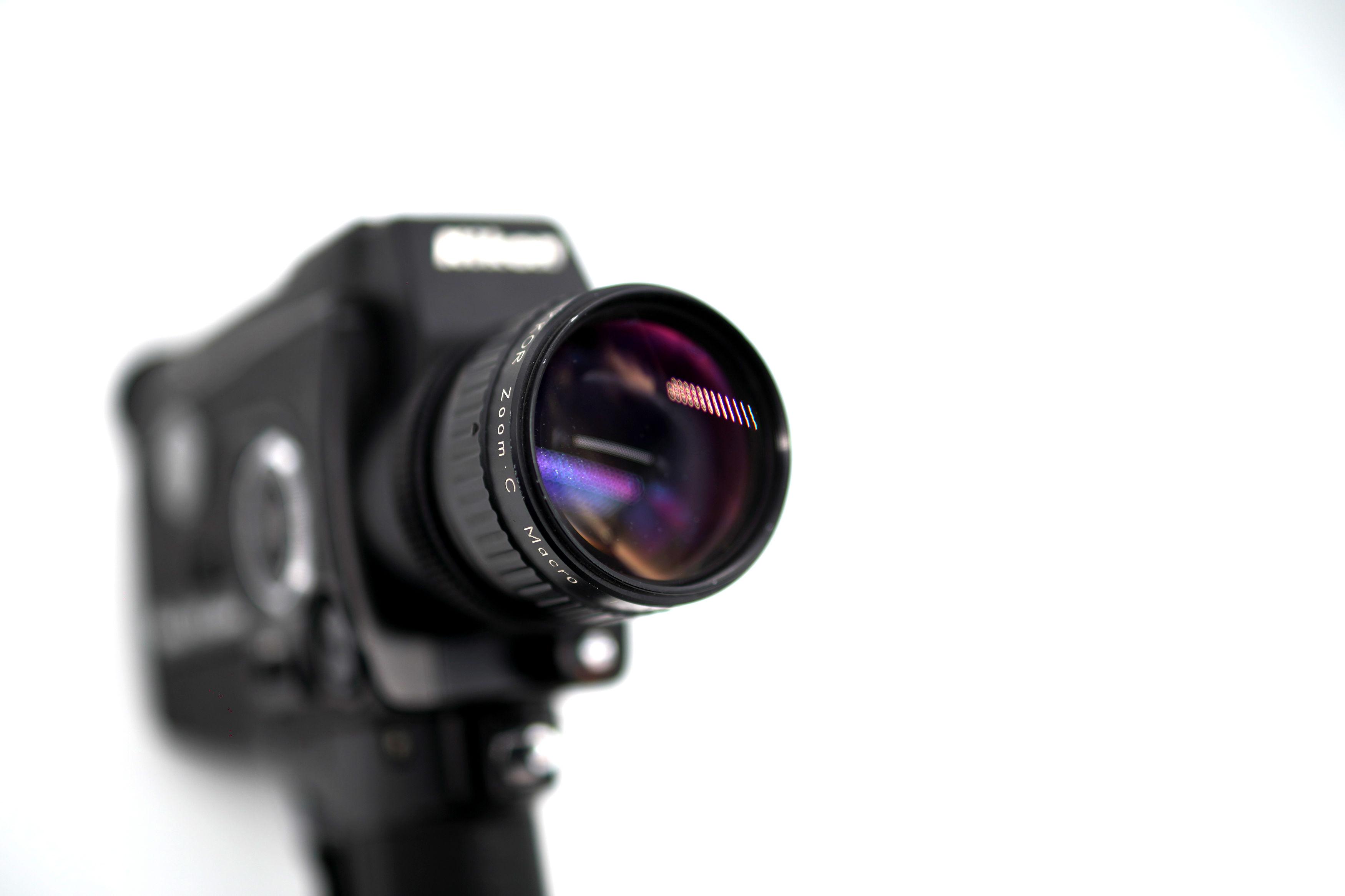 Nikon R8 Hochzeitsvideo Super 8mm Analog